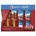Crest Oral-B & Kids Special Pack Featuring Disney & Pixar's Cars