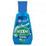 Crest Scope Outlast Mouthwash, Peppermint, 1 Litre