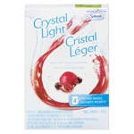 Crystal Light Pitcher Packs, Dark Cherry Pomegranate, 112 Packets