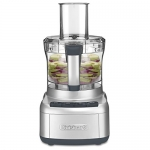 Cuisinart 8-Cup Food Processor, Silver FP-8SVC