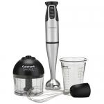 Cuisinart Smart Stick Hand Blender with Whisk & Chopper Attachment