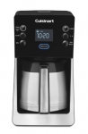 Cuisinart 12Cup Perfectemp Thermal Coffeemaker, Black/Silver