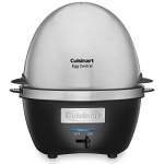 CUISINART Egg Central, Silver/Black