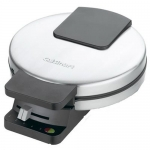 Cuisinart Round Classic Waffle Maker, Silver