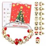D-FantiX Christmas Countdown Calendar 2018 Women Girls DIY Jewelry Advent Calendar