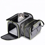 DADYPET Pet Carrier Airline Approved, Soft-Sided & Expandable