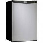 Danby Compact Sized Refrigerator (4.4 cu.ft. Spotless Steel)
