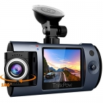 TrekPow Full HD 1080P Car DVR Dashboard Camera Recorder