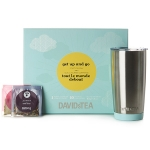 DAVIDsTEA Get Up and Go Gift Set