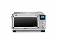 Delonghi EO141040S Livenza Compact Stainless Steel Digital Oven, 0.5 cu. ft