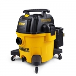 DeWALT 9 Gallon Wet/Dry Vac, Yellow