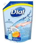 Dial Eco-Smart Hand Soap Refill, Coconut Water Mango , 1.18 Liter