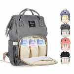 Diaper Bag Multi-Function Waterproof Travel Backpack Nappy Bag for Baby Care