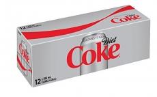 Diet Coke, 12 Count, 355 ml