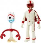 Disney Pixar Toy Story Forky & Duke Caboom Figures