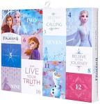 Disney Women's Frozen 12 Days Advent Sock Box