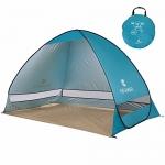 Docooler Beach Shade Tent Sun Shelter