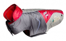 DOGHELIOS Waterproof 2-in-1 Dog Jacket