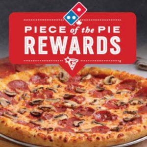 dominos pizza rewards