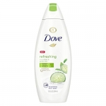 Dove Refreshing Body Wash, Cucumber and Green Tea, 354 mL