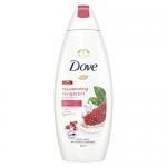 Dove Rejuvenating Pomegranate & Hibiscus Tea Body Wash, 354ml