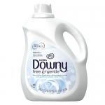 Downy Ultra Free & Gentle, Fabric Softener Liquid, 3.06 L