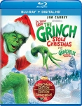 Dr. Seuss' How The Grinch Stole Christmas Grinchmas Edition
