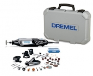 Dremel High Performance Rotary Tool Kit with Variable Speed Rotary Tool, 4 Attachments and 34 Accessories