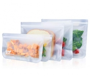 E-Z Seal EXTRA THICK Reusable Storage Bags (5 Pack)