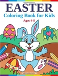 Easter: Coloring Book for Kids Ages 4-8