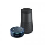 Bose SoundLink Revolve Bluetooth Speaker + FREE Echo Dot