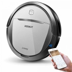 ECOVACS DEEBOT M80 Pro Robot Vacuum Cleaner with Strong Suction, for Pet Hair, Low-Pile Carpet, Bare Floors, WiFi Connected (DM80Pro)