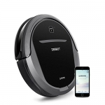 ECOVACS DEEBOT M81Pro Robotic Vacuum Cleaner with Strong Suction, for Pet Hair, Low-pile Carpet, Bare Floors, Wifi Connected and Alexa Enabled