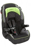 Eddie Bauer Deluxe High Back 65-Child Restraint and High Back Booster-Bolt