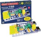 Elenco Snap Circuits Sound 185 Piece