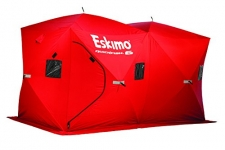 Eskimo Quickfish 6 Pop-up Portable Ice Shelter, 6 person