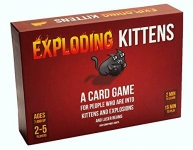 Exploding Kittens Card Games – Family-Friendly Party Games