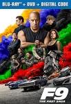 F9: The Fast Saga [Blu-ray] *PRE-ORDER*