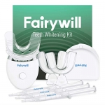 Fairywill Teeth Whitening Kit with Led Light
