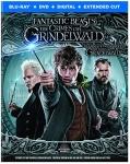 Fantastic Beasts: The Crimes of Grindelwald (Bilingual) [Blu-Ray + DVD + Digital]