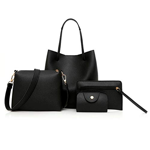 80% Off Coupon Code for Women's Artificial Leather Bag Set