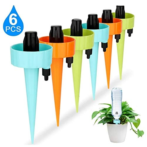 80% Off Feriay Garden Plant Self Watering Device, 6 pack