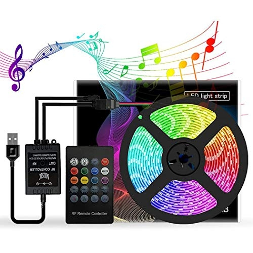 70% Coupon Code for LED Strip Light RGB with Remote