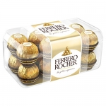 FERRERO ROCHER® Jewel Box (16 pack), 200 grams