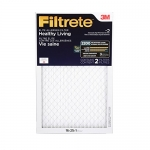Filtrete MPR 2200 Healthy Living Elite Allergen Reduction Pleated AC Furnace Air Filter, 2-Pack
