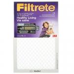 Filtrete Ultra Allergen Furnace Air Filter, MPR 1500, 16x25x1, 6-Pack