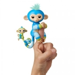 Fingerlings Baby Monkey & Mini BFFs – Billie & Aiden