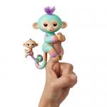 Fingerlings Baby Monkey & Mini BFFs – Danny & Gianna