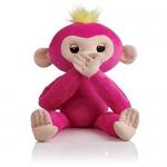 Fingerlings HUGS – Advanced Interactive Plush Baby Monkey Pet – by WowWee