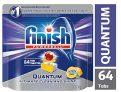 Finish Quantum Max Dishwasher Detergent 64 Count